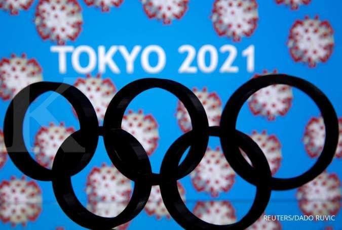 Panitia olimpiade Tokyo bekerja dari rumah akibat wabah virus corona