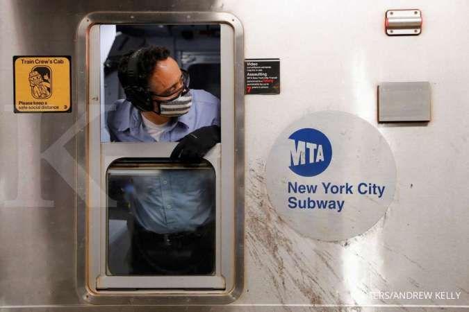 New York mensyaratkan bukti vaksinasi Covid-19 bagi pengunjung restoran dan gym