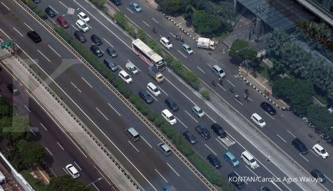 META Lalu lintas jalan tol turun selama PPKM Darurat, ada yang anjlok sampai 70%