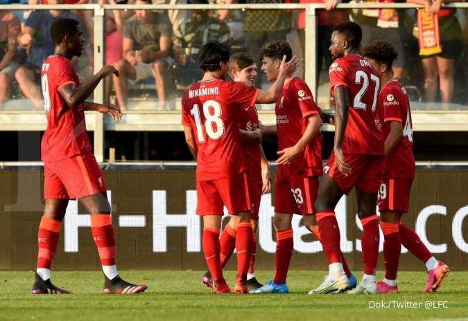 Jadwal pramusim Hertha Berlin vs Liverpool: The Reds ramu taktik lawan Die Alte Dame