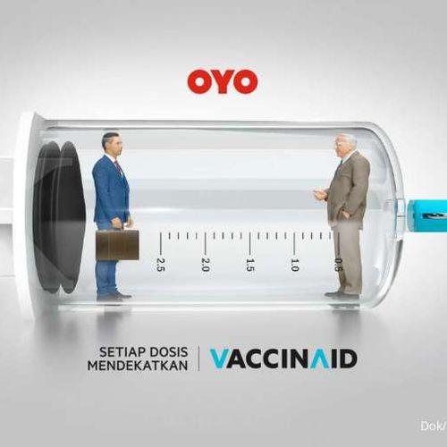 Tingkatkan Keamanan Pelanggan di Tengah Gelombang Kedua Pandemi, Oyo Indonesia Luncurkan Vaccinaid