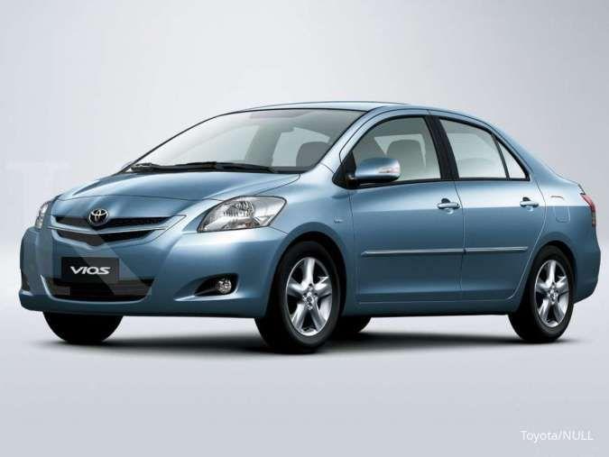 Ramah di dompet, kini harga mobil bekas Toyota Vios mulai Rp 60 juta