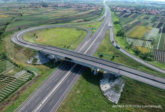 Discounted tolls won't apply on Idul Fitri peak days: Toll road association