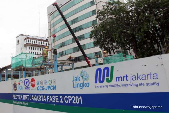 MRT Jakarta siapkan mitigasi bencana hadapi cuaca ekstrem di setiap stasiun