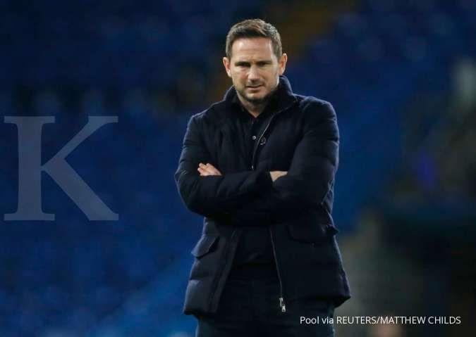 5 Nama kandidat pengisi kursi pelatih milik Frank Lampard di Chelsea