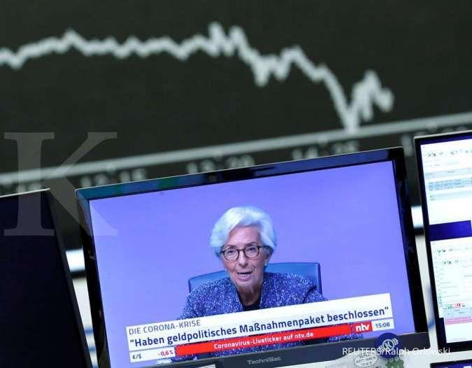 Bank sentral global mulai cemas prospek perekonomian global