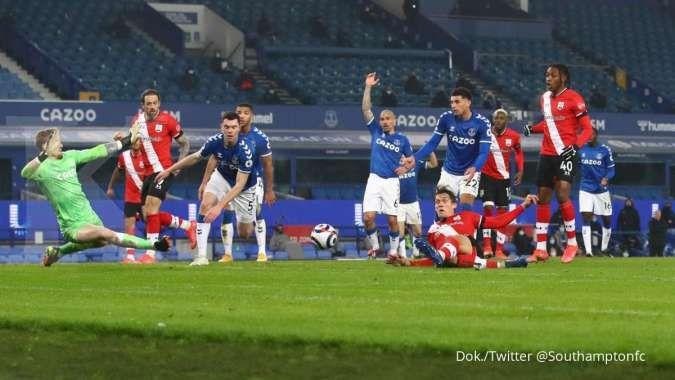 Jelang laga Southampton vs Leicester City di Liga Inggris