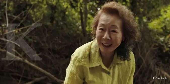 Aktris film Korea Minari, Youn Yuh Jung menang piala Oscar 2021 dengan rekor baru