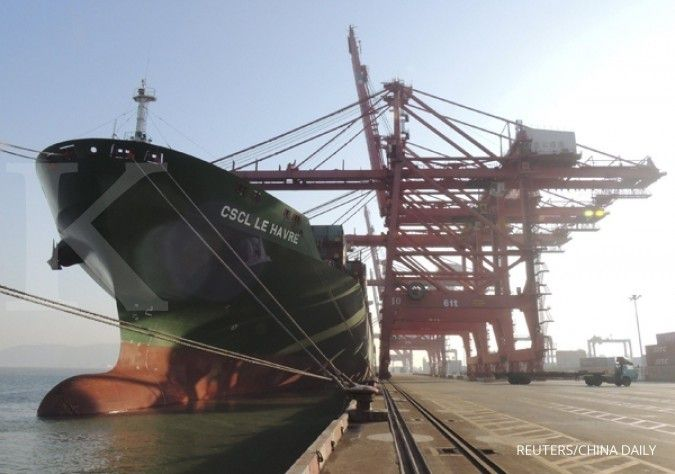 Pemerintah perketat pengawasan kapal dan muatan yang berasal dari China