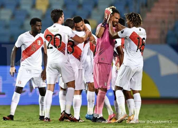 Jadwal Copa America 2021 Ekuador vs Peru: Kans La Rojiblanca curi poin La Tricolor