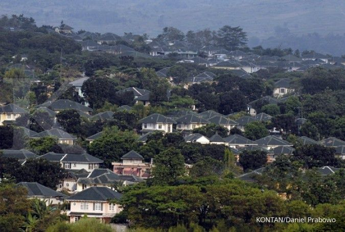 Sentul City (BKSL) mulai kembangkan properti dengan konsep green living