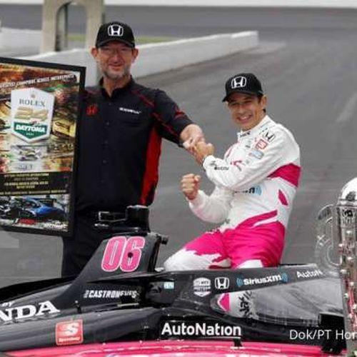 Honda Berhasil Memenangkan Balap Historis Sekaligus Bergengsi - Indy 500 2021