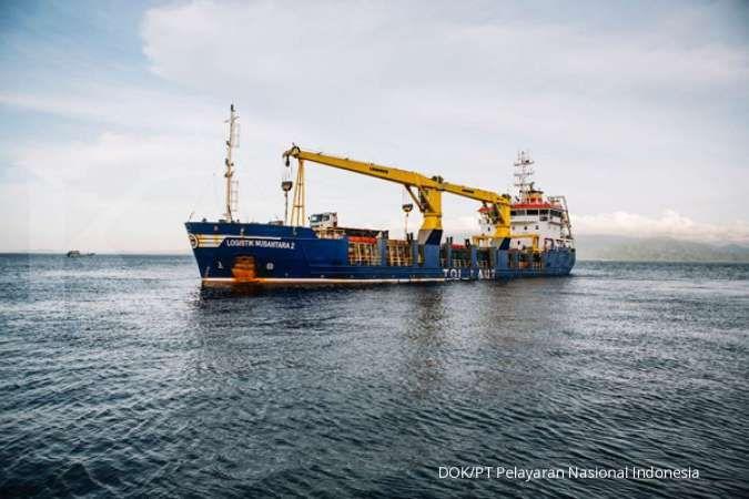 Kuartal III-2020, okupansi penumpang kapal Pelni melesat hingga 452%