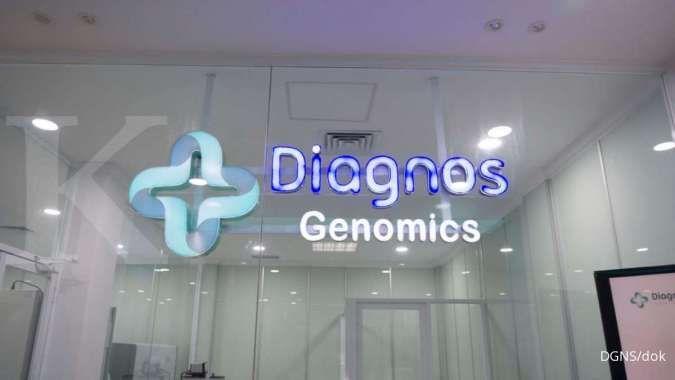 Diagnos (DGNS) catatkan permintaan pemeriksaan PCR meningkat 2.000 tes per hari