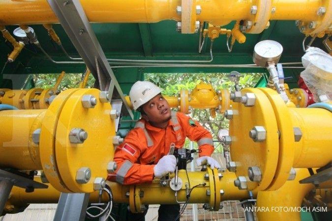 Industri menagih janji Jokowi turunkan harga gas