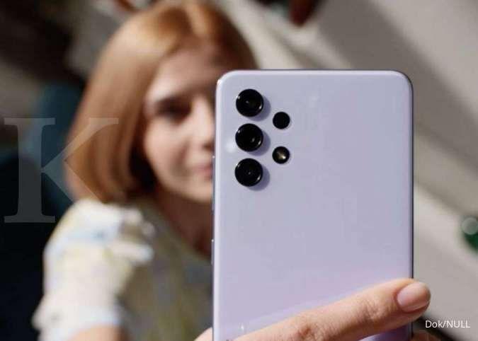 Pilihan HP Rp 3 jutaan terbaik, berikut spesifikasi dan harga Samsung Galaxy A32