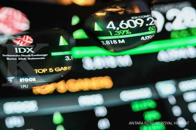 Tiga saham anggota baru indeks MSCI small cap naik tinggi