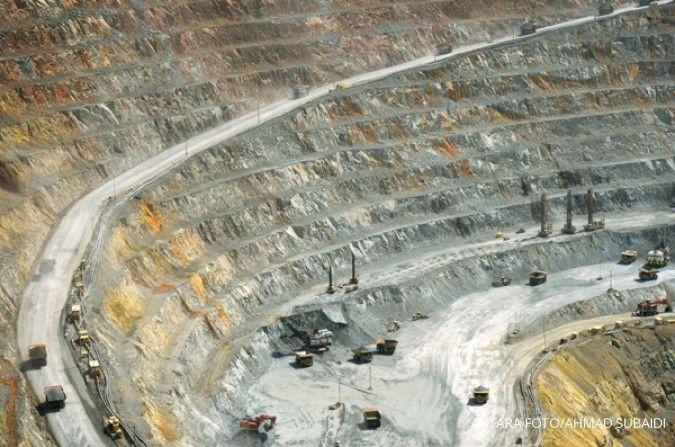 Sudah lewat target, sektor minerba menyumbang Rp 44,5 triliun penerimaan negara