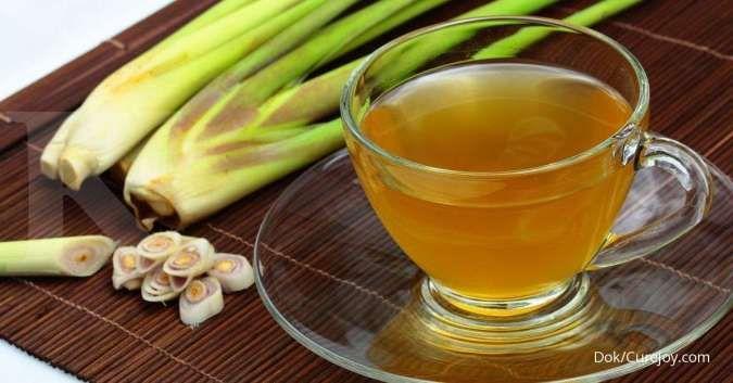 Salah satu manfaat sereh adalah mengontrol jumlah kolesterol dalam tubuh.