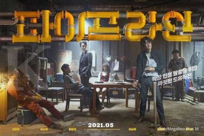 Tayang bulan Juni di bioskop Indonesia, ada 2 film Korea terbaru