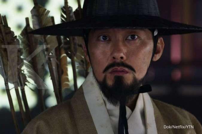 Park Byung Eun akan muncul di Kingdom: Ashin of the North.