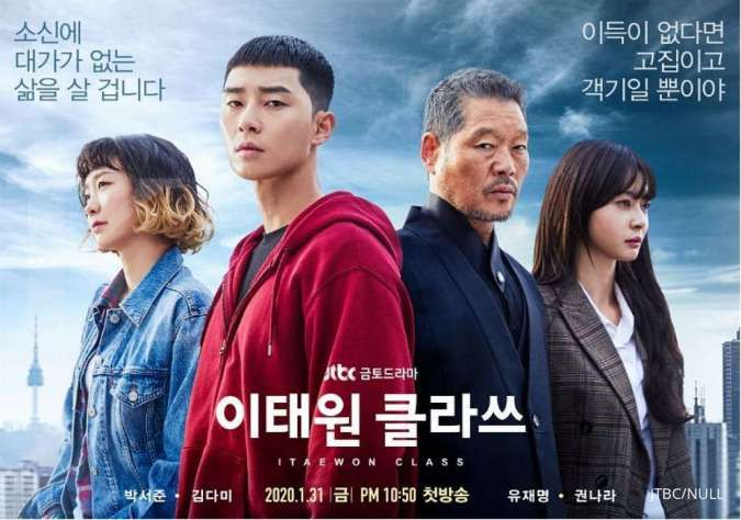 Daftar drama Korea di Netflix yang mengadaptasi webcomic, ada 7 drakor seru