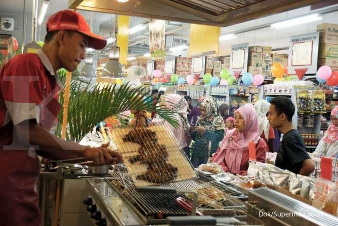 Jelang Lebaran, hand sanitizer masih paling dicari di Super Indo