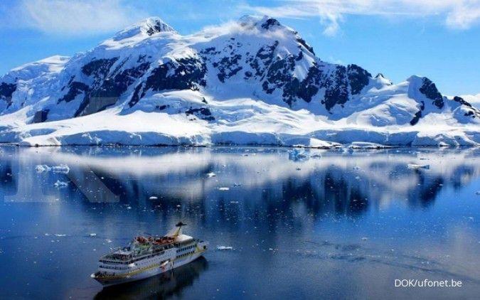 Gletser kiamat terbesar di Antartika diramal segera runtuh, apa dampaknya bagi dunia?
