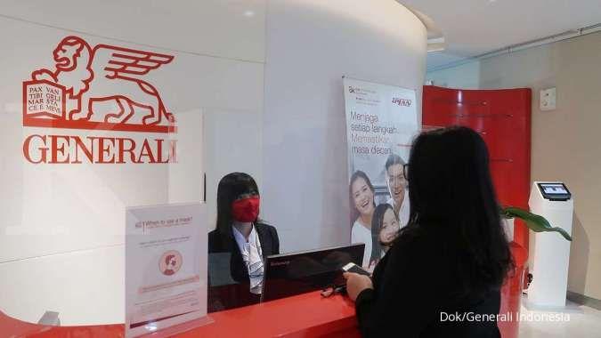 Ada pandemi, Generali Indonesia bukukan pertumbuhan laba 19% hingga September 2020