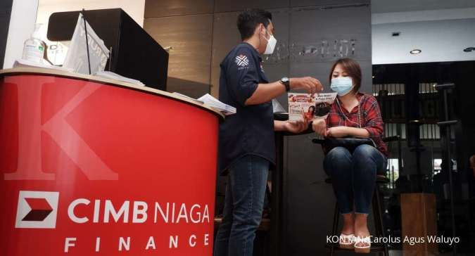 Wilayah DKI Jakarta mendominasi pembiayaan baru CIMB Niaga Finance pada awal tahun