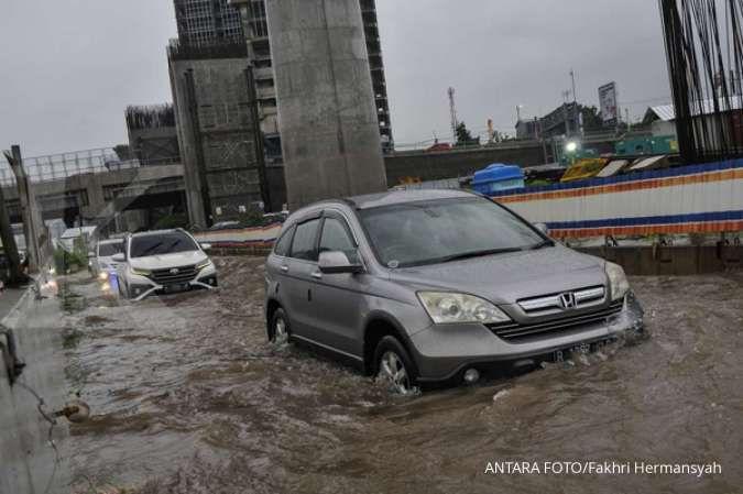 Ini ruas tol di Jabodetabek yang terendam banjir