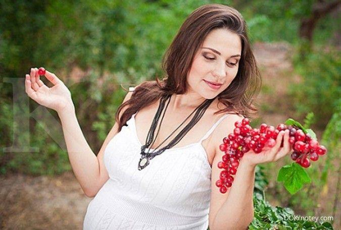Risiko dan manfaat buah anggur untuk ibu hamil