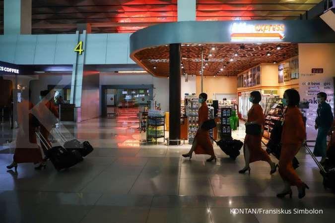 Siap-siap, aturan perjalanan pesawat di Bandara Soeta akan diubah mulai Februari