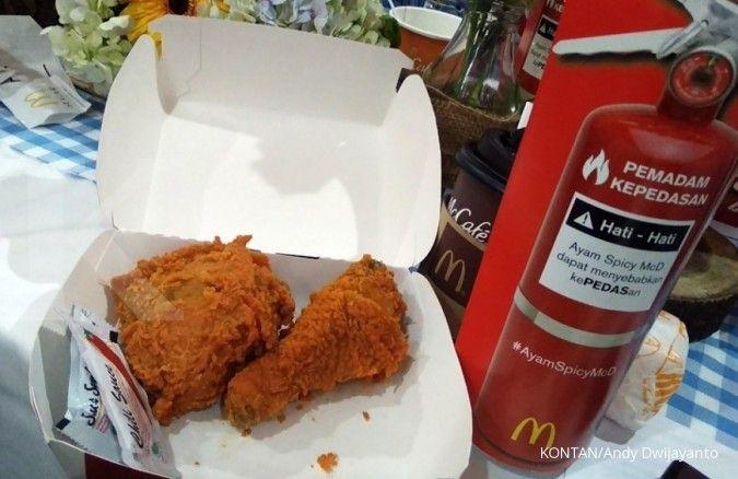 Inilah rahasia resep ayam goreng tepung McDonald's