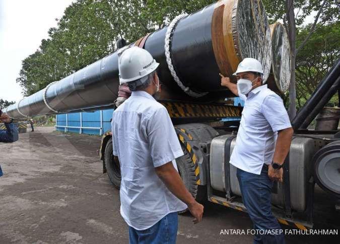 Silmy Karim borong 315.000 saham Krakatau Steel (KRAS)