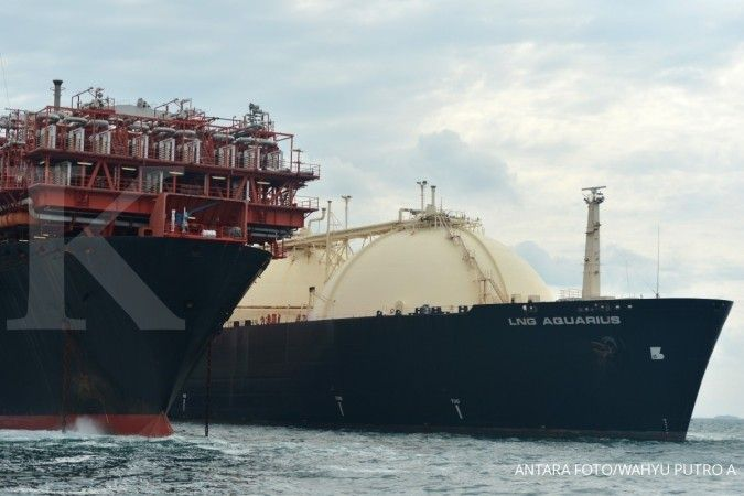 Offloading LNG skala mini Nusantara Regas ditargetkan selesai akhir tahun