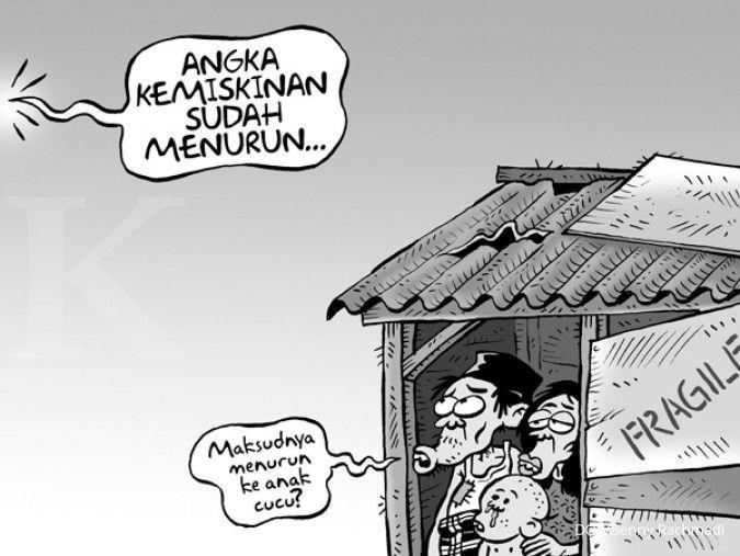 BI: Angka kemiskinan Jakarta 3,75% di Maret 2016