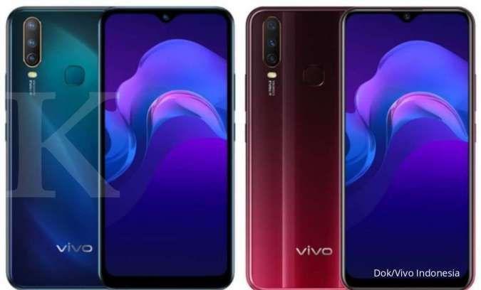 Spesifikasi dan harga HP Vivo Y15