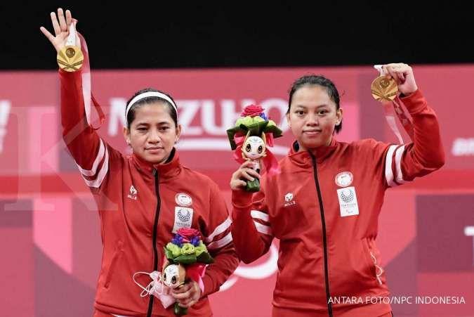 Pemerintah berikan bonus bagi atlet Paralimpiade Tokyo 2020, ini rinciannya