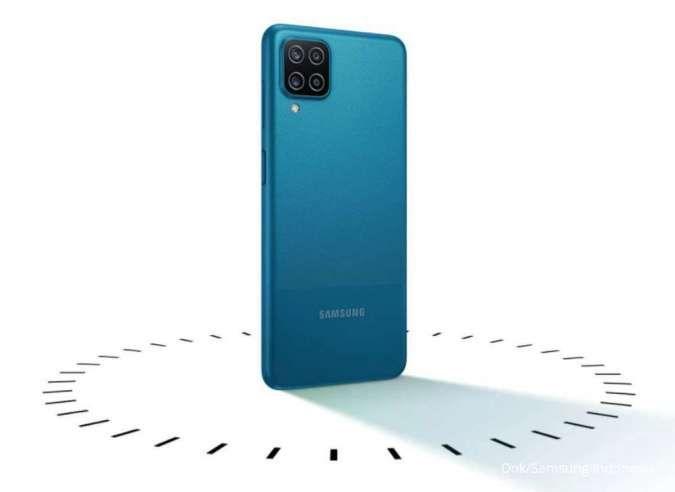 Harga HP Samsung A12 turun, berikut daftar lengkapnya