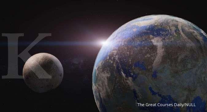 Gaya gravitasi: Pengertian, hukum, serta fungsinya