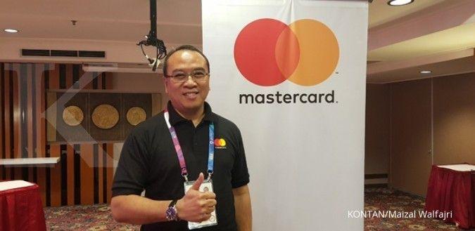 Mastercard tetap berbisnis di Indonesia