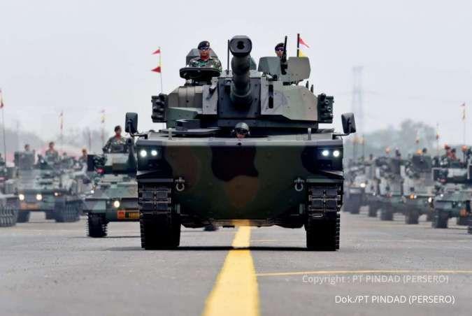 Allison Transmission resmi jadi rekan Pindad untuk perkuat armada tank Harimau