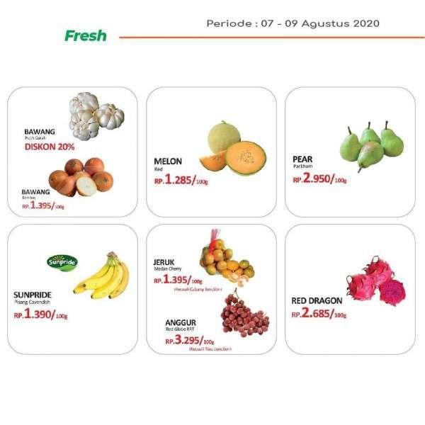 Promo JSM Yogya Supermarket 7 – 9 Agustus 2020