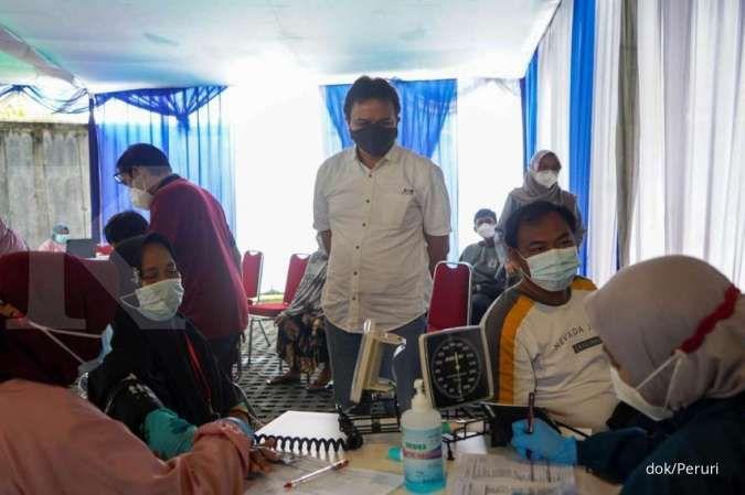 Peruri gelar vaksinasi Covid-19 bagi karyawan dan masyarakat