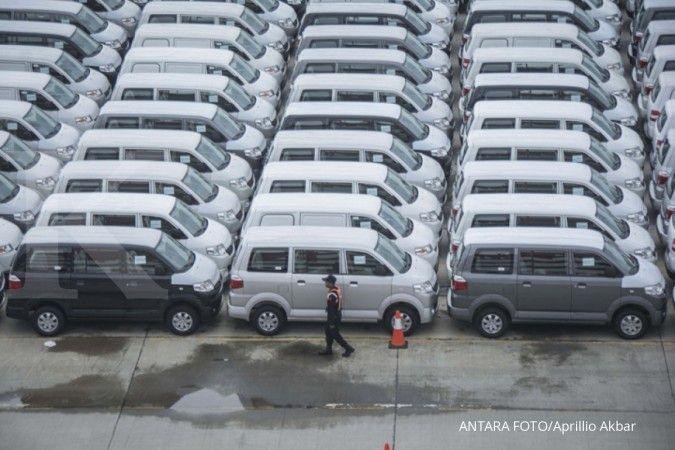 Hanya Rp 29 juta, pendaftaran lelang mobil dinas Suzuki APV ditutup hari ini