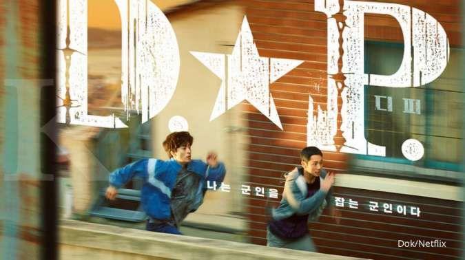 Drama Korea terbaru D.P. di Netflix rilis trailer dan poster, ini jadwal tayangnya