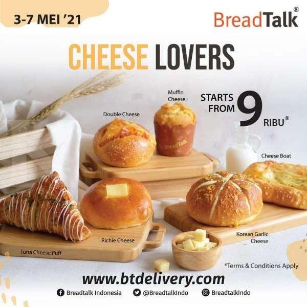 Promo BreadTalk 3-7 Mei 2021
