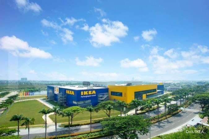 Besok, IKEA buka toko keempat di Jakarta Garden City