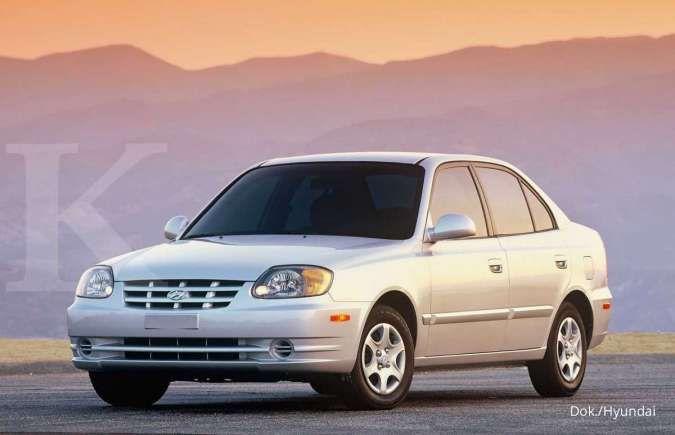 Harga mobil bekas di bawah Rp 30 juta, Hyundai Accent generasi ini bisa jadi pilihan